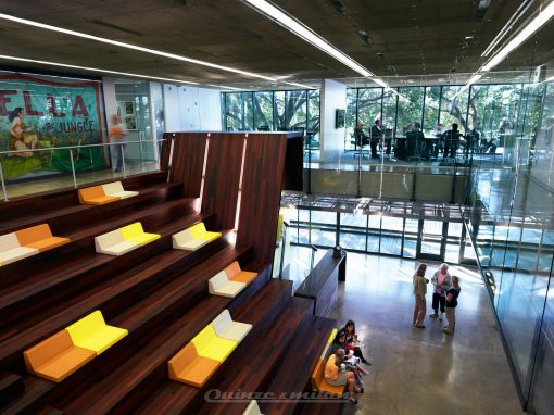 Lamar advertising company HQ – Louisiana