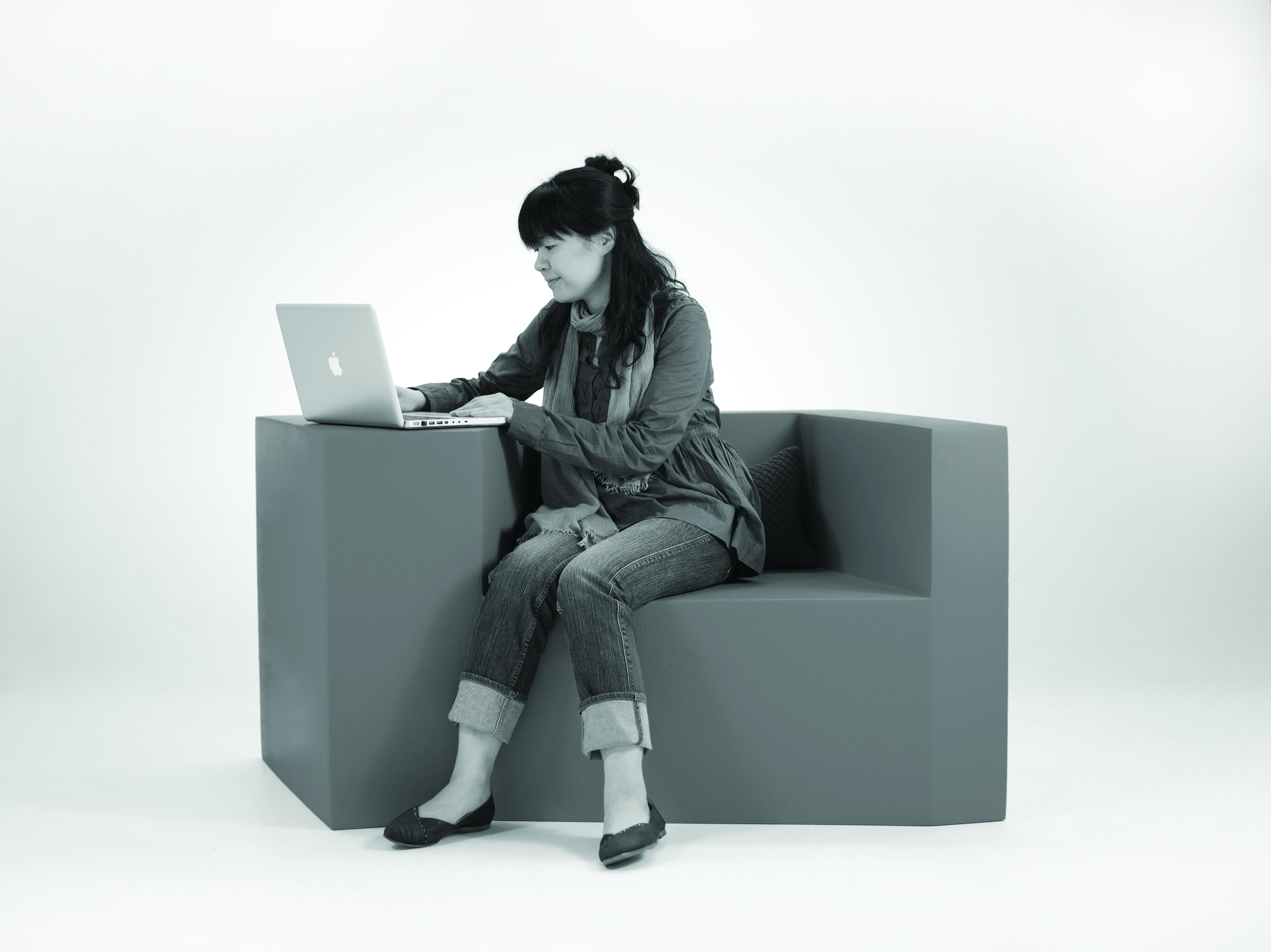 Dai Sofa 01 design by Kazuko Okamoto